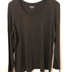 Eileen Fisher Long Sleeve Tee Shirt